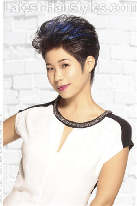 exles of funky high lights for short hair time to go crazy 10 funky hairstyles to try