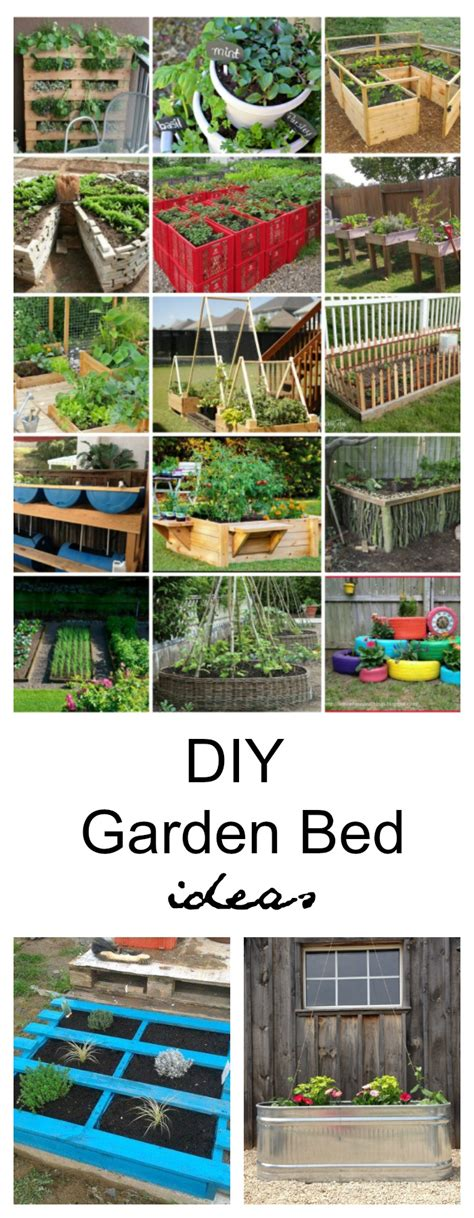 Gardening Bed Ideas Diy Garden Bed Ideas The Idea Room