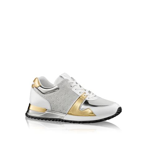 louis vuitton sneakers for louis vuitton run away sneaker in white lyst