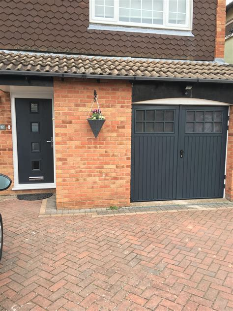 enhance your quot kerb appeal quot with a matching front door and - Matching Front Door And Garage Door
