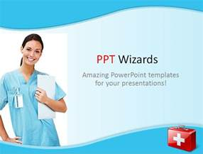 Templates And Wizards by Nursing Powerpoint Templates Nursing Powerpoint Templates