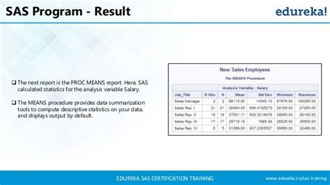 sas tutorial online video sas training sas tutorials for beginners sas