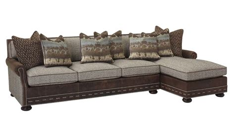 western style sectional sofas western sectional sofa foxridge 4 seat western sectional