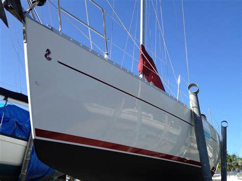 wax boat hull or not boat buffing and hull repairs sailing forums page 1