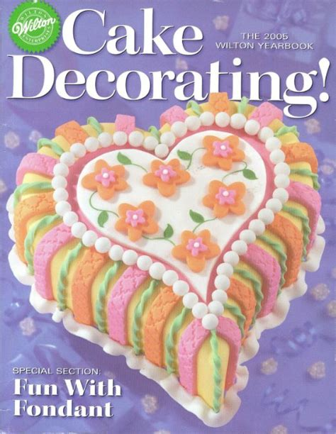 Cake Decorating Books Free by Wilton Cake Decorating Book Free Neonmontreal