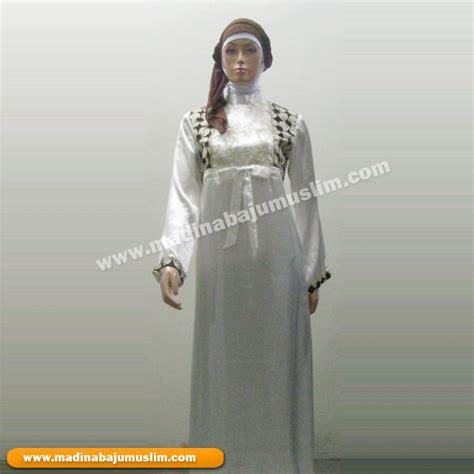 Gamis Wanita Terbaru Babat Pita Cantik september 2012 madina griya busana muslim busana