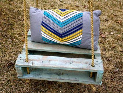 diy chair tree swing diy pallet tree swing pallet furniture diy