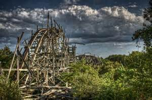 Abandoned Amusement Park Spooky Photos Of Abandoned Amusement Parks Around The