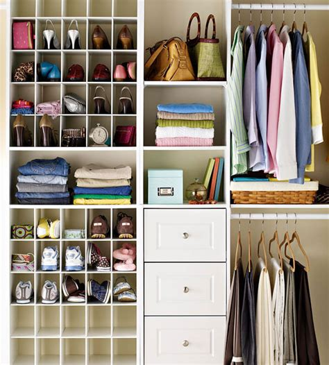 How To Organize Top Shelf Of Closet by Bhg Style Spotters