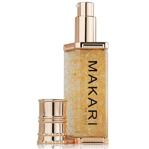 Serum Gold New makari 24k gold treatment with omega 3 and