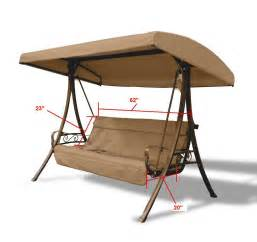 Canopy Swing Parts patio swing replacement parts newsonair org