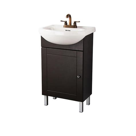 rona bathroom vanities one door vanity chocolate rona