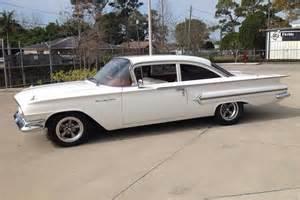 Chevrolet Bel Air 1960 1960 Chevrolet Bel Air Custom 184074