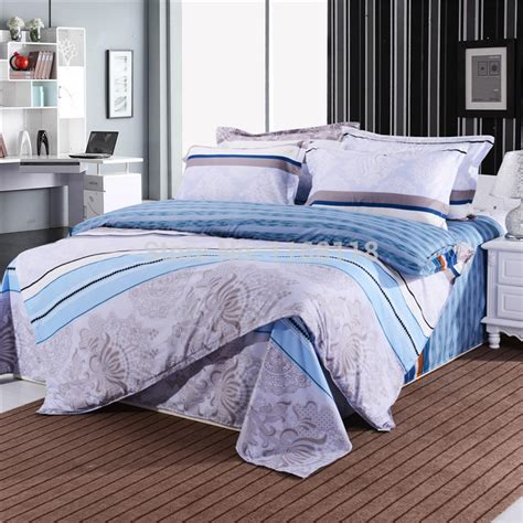 Futon Sets 100 100 Cotton Fabrics Bedding Set Reactive Printing Bed Set