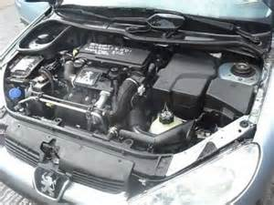 Peugeot 206 Motor Peugeot 206 1 4 Hdi Complete Engine 8hx