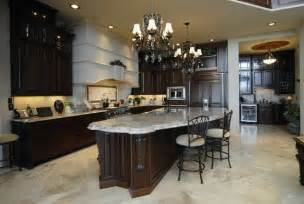 One Wall Kitchen Designs With An Island custom luxury kitchens by timber ridge properties