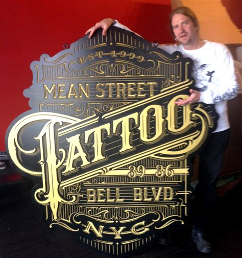 tattoo shop signs vintage shop signs pictures to pin on
