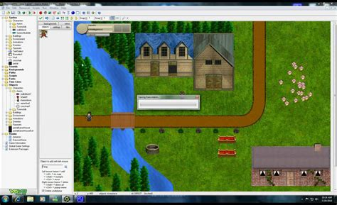 tutorial construct 2 rpg how to make an rpg 1 game maker 7 8 youtube