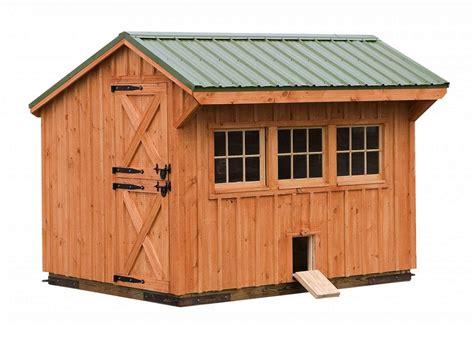 custom chicken coop jn structures