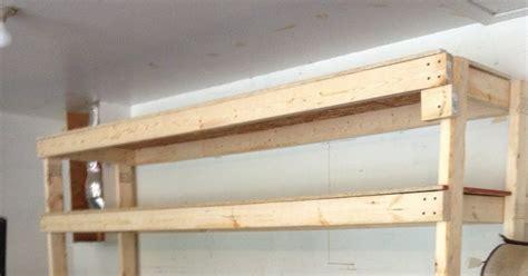 Garage Storage With 2x4 2x4 Garage Storage The Wolven House Project