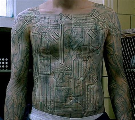 prison break tattoo best 25 fox river prison ideas on