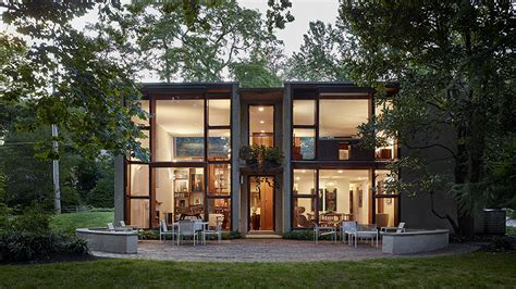 House The by Louis Kahn S Margaret Esherick House Wins National
