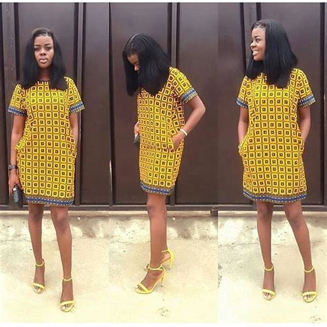 lastest ankara style for short gown simple and unique ankara short gown styles you need rock