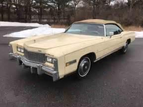 Cadillac Eldorados Classifieds For 1976 Cadillac Eldorado 26 Available