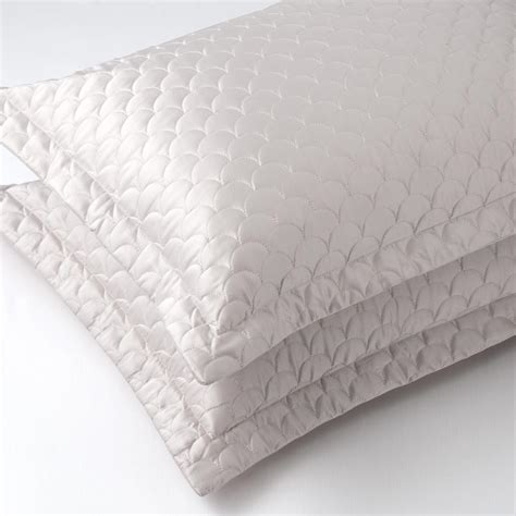 sham pillow soft pewter king quilted pillow sham sh000562 k pewt the