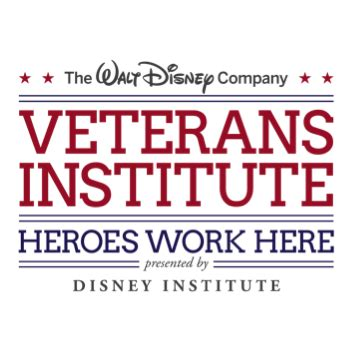 the walt disney company's veterans institute • military