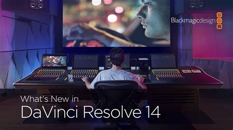 the definitive guide to davinci resolve 14 editing color and audio blackmagic design learning series books blackmagic davinci resolve 14 now available for