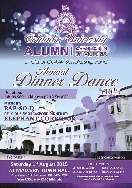 Mba Alumni Association Of Colombo by Elanka Colombo Alumni Association Of