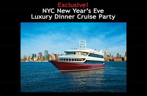 new year dinner cruise exclusive nyc new years luxury dinner cruise