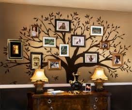 Family Tree Stickers For Walls Family Tree Wall Decal Traditional Wall Decals Other