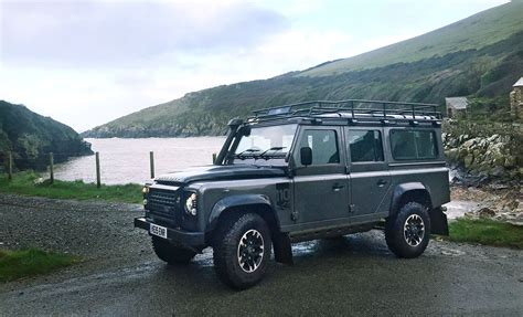 defender jeep 2016 our cars brief update land rover defender month two