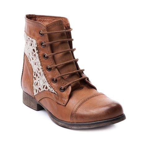 Womens Steve Madden Thundr C Combat Boot From Journeys