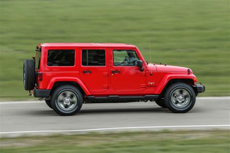 jeep wrangler unlimited reviews research new used models motor trend