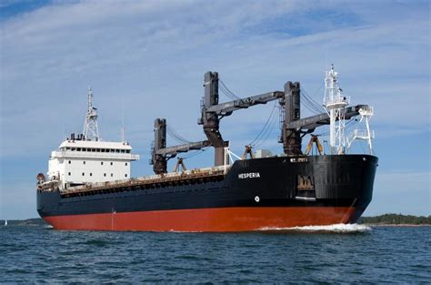 Shipping A by Finland Esl Shipping Sells Its Oldest Ship Ms Hesperia