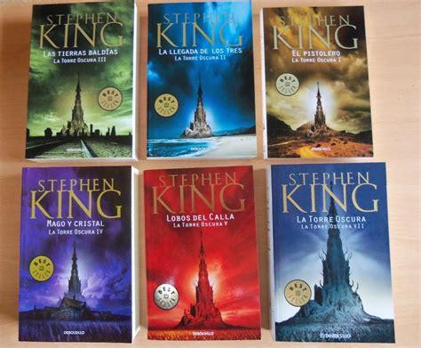 libro la torre y la 7 libros para empezar con stephen king arte