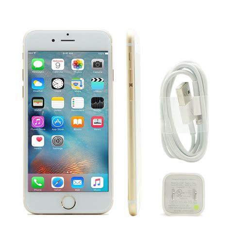 apple iphone 6s 16gb 64gb 128gb verizon factory unlocked gold gray silver