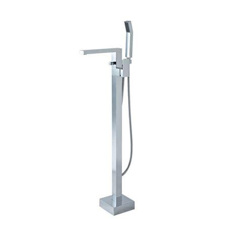 mono bath shower mixer cu series free standing mono bath shower mixer bathroom city
