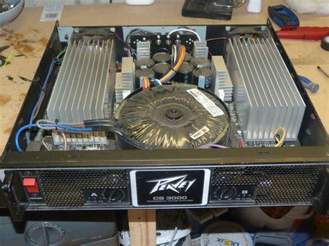 Power Lifier Peavey Cs 3000 internals 2 speakerplans forums page 188