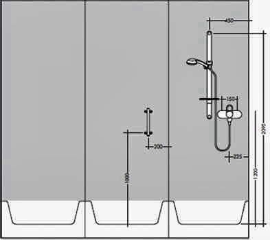 Waschmaschinenanschluss Badewanne by Installationsma 223 E Damit Alles Passt