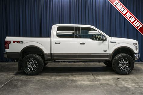 2015 ford king ranch lifted 2015 ford f 150 king ranch 4x4 northwest motorsport