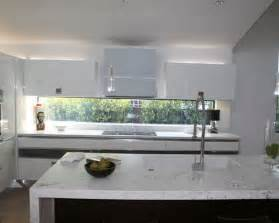 horizontal kitchen window ideas pictures remodel and decor
