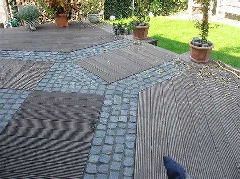 terrasse pflastern pflasterarbeiten derloewenzahn garten und