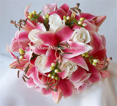 Wedding Flower Pictures Pink wedding flowers wedding flowers pictures in pink
