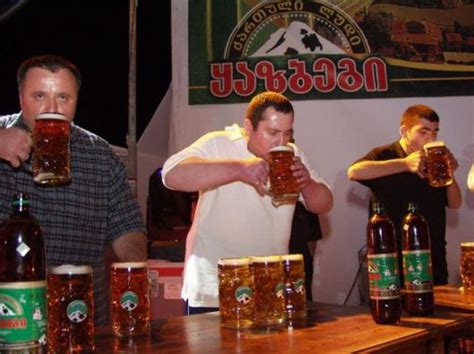 file beer contest tbilisi jpg wikimedia commons - Beer Sweepstakes