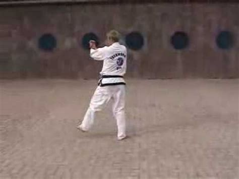 youtube taekwondo pattern 4 international taekwondo federation itf pattern 4 youtube