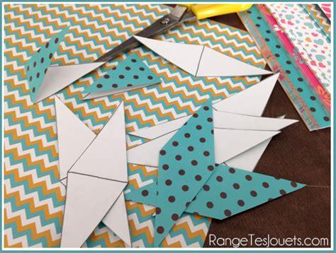 Diy Guirlande Fanion Papier by Guirlande De Fanions Diy Range Tes Jouets